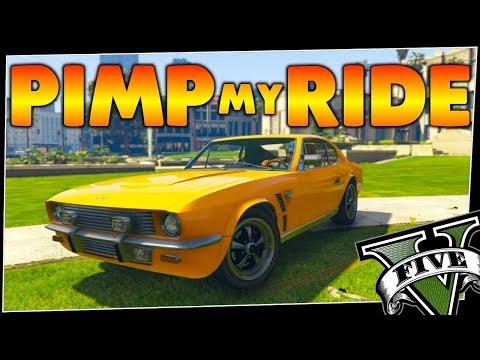 GTA 5 - Pimp My Ride #237   RAPID GT CLASSIC   NEW Car Customization