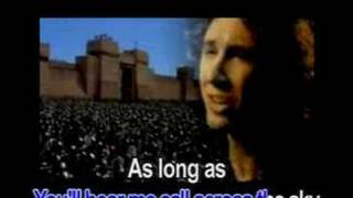Remember - Josh Groban (Karaoke)
