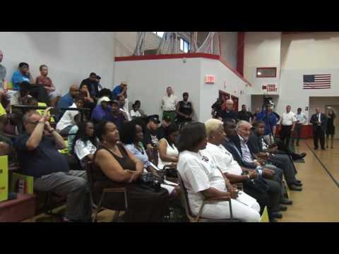 Bridgeport Community Forum on Gun Violence May 31 2016