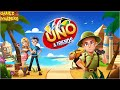 UNO & Friends Mobile Tablet iphone ipad Game Review First Look