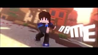 Free iNTRO Minecraft Templete | SparkyFX