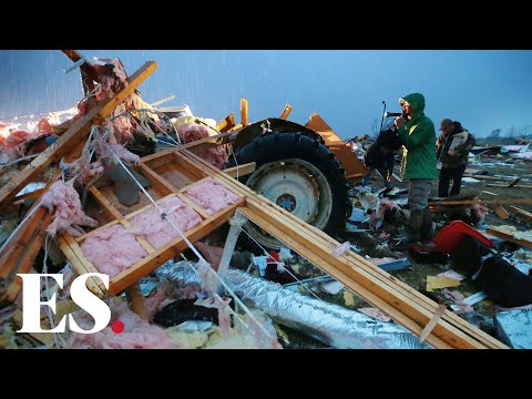 Louisiana Tornado: Three Dead After Tornado In Alexandria Louisiana And Hunstville Alabama