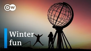 Northern lights – adventures in winter   DW Documentary