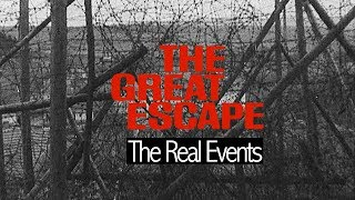 The Great Escape: The Real Events | British Pathé