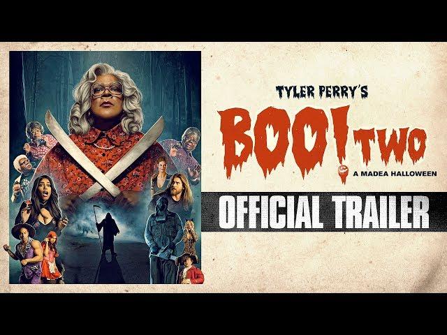 Boo 2! A Madea Halloween (2017 Movie) Official Trailer - Tyler Perry