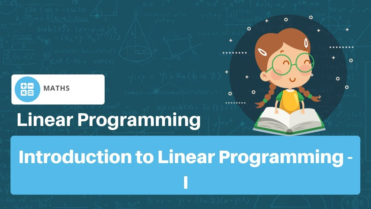 LPP and Its Mathematical Formulation: Concept, Steps, Videos, Examples