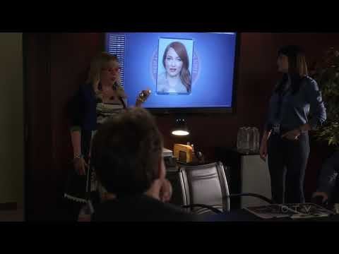 Criminal Minds S13E05 Luke and Matt learns that Garcia was shot