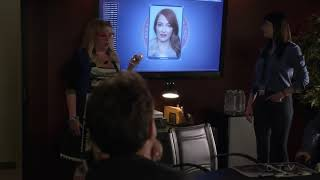 Criminal Minds S13E05 Luke and Matt learns that Garcia was shot