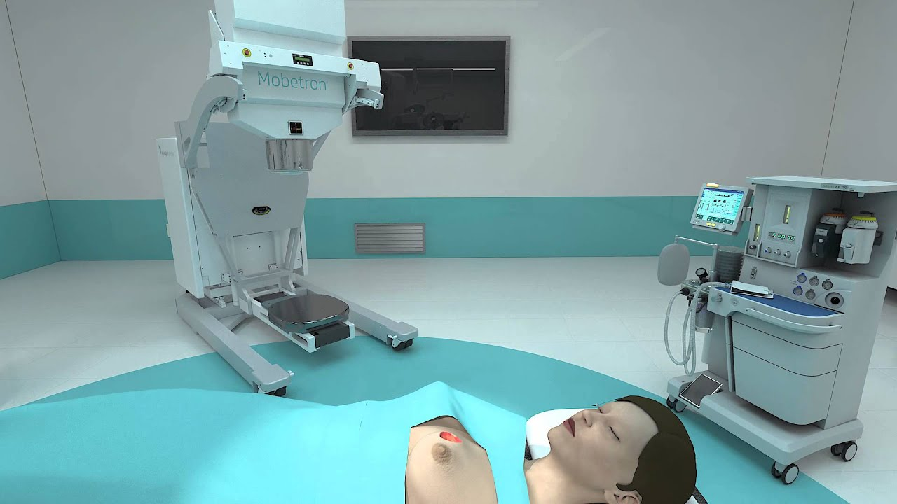 Mobetron® - Intraoperative Electron Radiation Therapy (IORT)