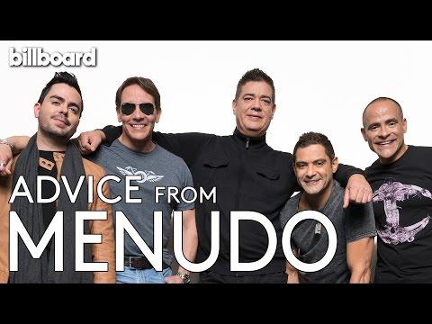 Menudo Reunion gives Advice | with Spanish Subtitles