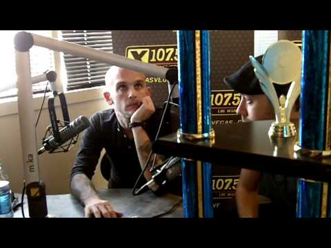 X107.5 Rise Against interview