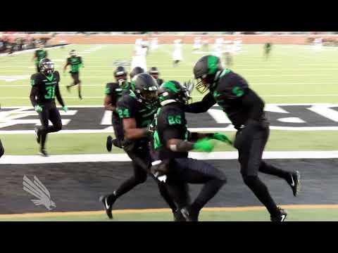North Texas Football: ODU vs North Texas - NT Highlights 10/28/17