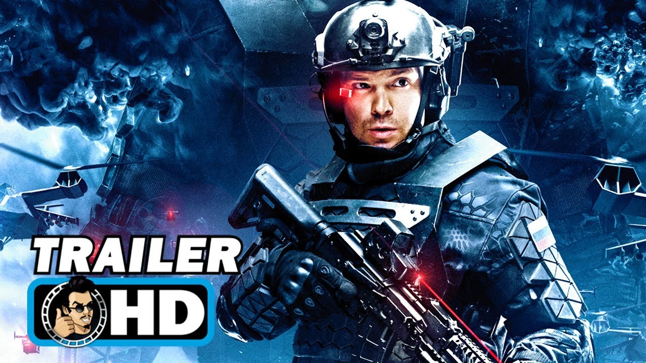 THE BLACKOUT: INVASION EARTH Trailer (2020) Sci-Fi Action Movie HD
