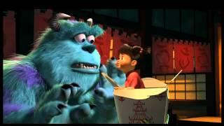 Monstruos, S.A. 3D - Trailer en español HD