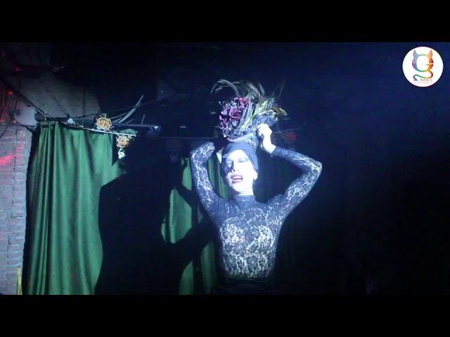 Sunday Gay Night at Maggie Choo's Halloween Witches&Bitches Theme AnneeMaywong PhantomOfOpera