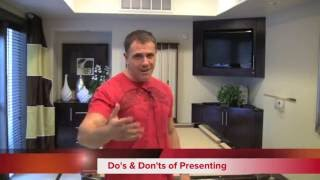 Public Speaking Tips: Body Language Do