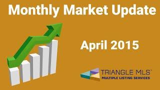 TMLS Market Update for April 2015