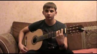 Виктор Цой (Кино) - кукушка (разбор песни) как играть на гитаре