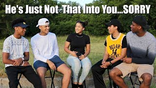 One of Essence Nicole's most viewed videos: Signs He's Not Into You