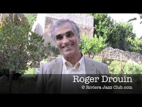 Roger Drouin Sculpteur Trophée du Jazz Côte d'Azur