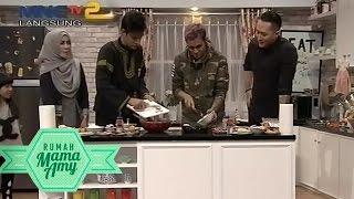 Ganteng Ganteng Jago Masak, Ammar Zoni & Vicky Nitinegoro  - Rumah Mama Amy (22/11)