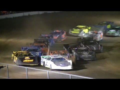 RUSH Crate Late Model | Bill Bigley Memorial | McKean County Raceway | 8-7-14