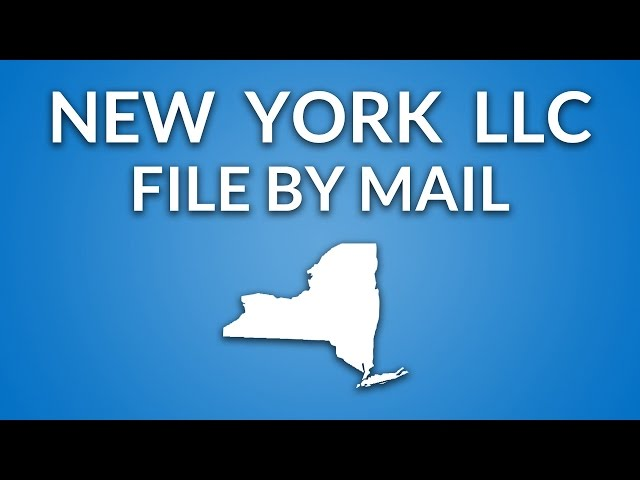 New York Llc Forms And Documents