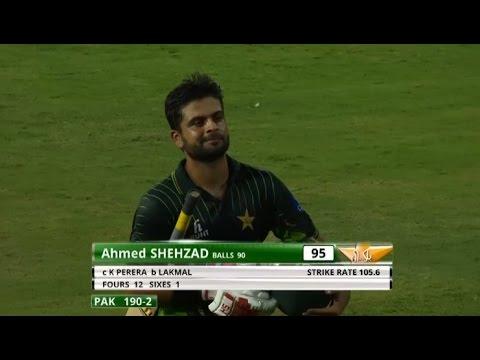 Highlights: 4th ODI at Colombo, RPICS – Pakistan in Sri Lanka 2015