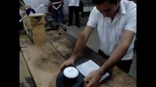 Proyecto Didactico de Produccion de Electricidad por imanes
