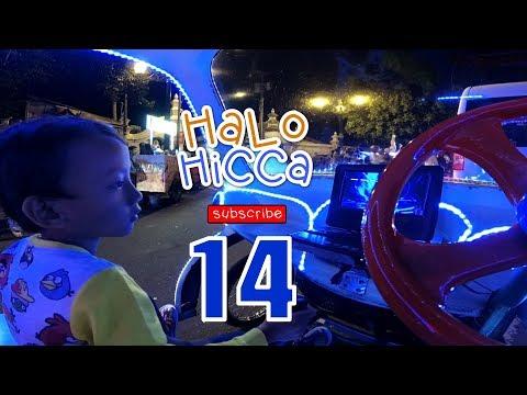 Sepeda lampu di alun alun kidul Yogyakarta -  wisata jogja indonesia travel guide