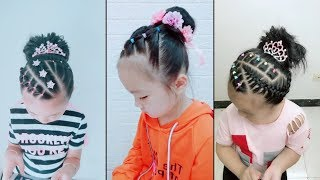 11 Easy Braid Hairstyles For Kids 🌺 Cute Hairstyles For Girls 🌺 Part 2