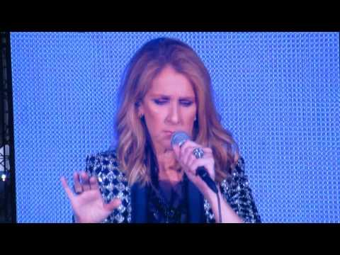 Céline Dion - Concert Lyon Décines 12/07/2017 - Encore un soir 4- (1)