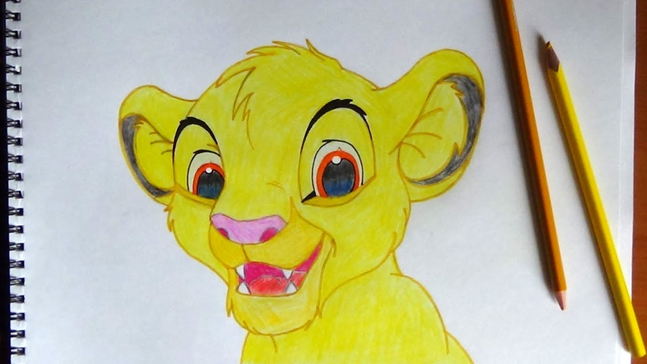Lion King Coloring Pages Simba and Friends in Coloring