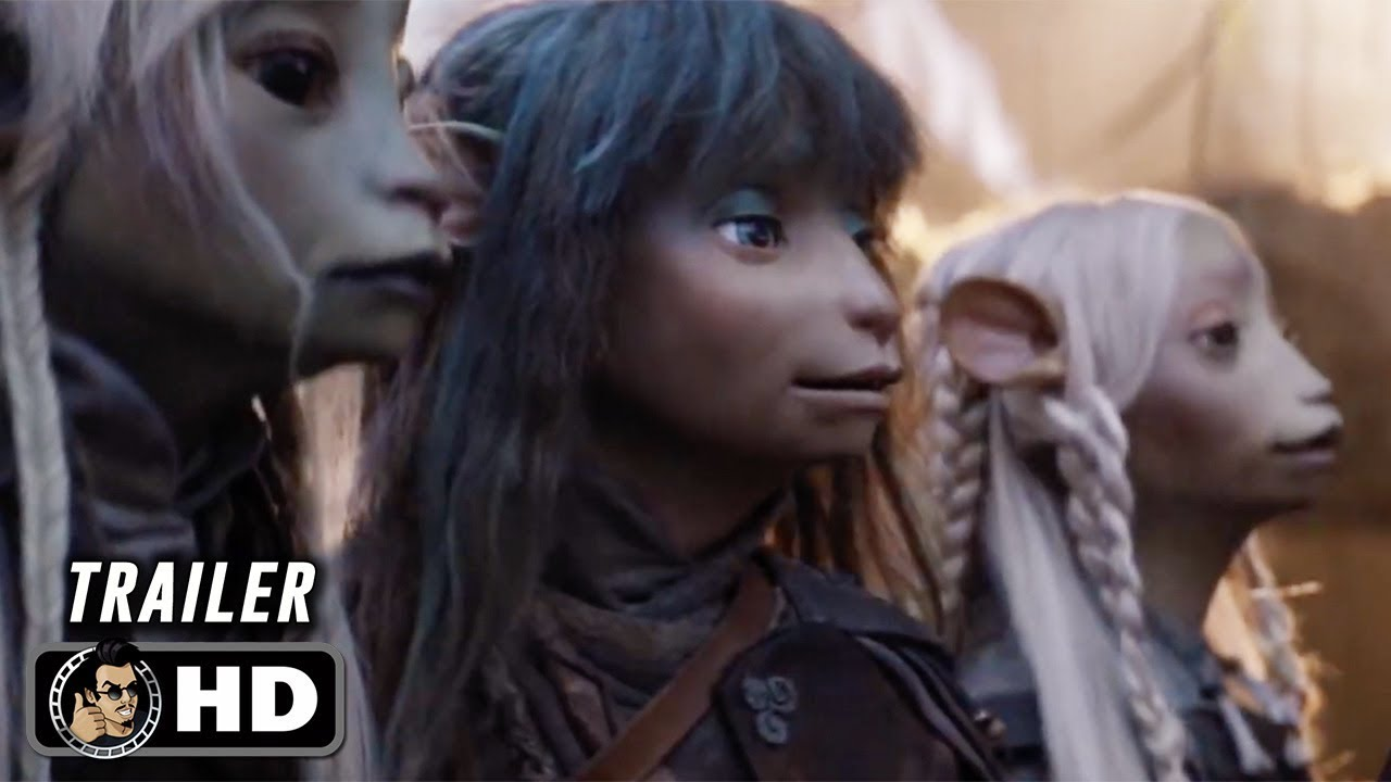 Download THE DARK CRYSTAL: AGE OF RESISTANCE Official SDCC Trailer (HD) Netflix