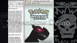 Pokemon White rom (Fix Codes)