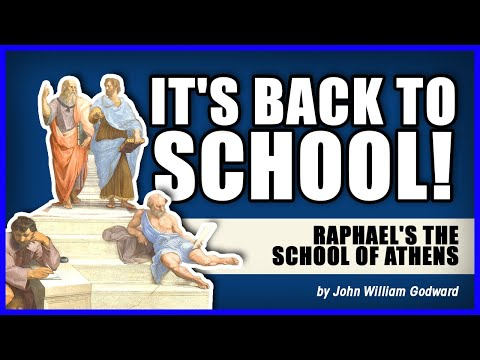 It's Back to School!: Raphael's The School of Athens