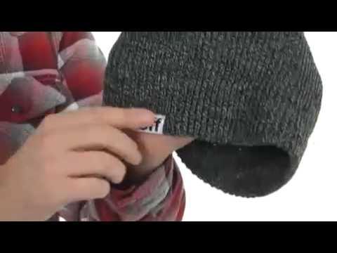 040c04b6fb7f8 Neff Fold Heather Beanie SKU  7996000 - YouTube