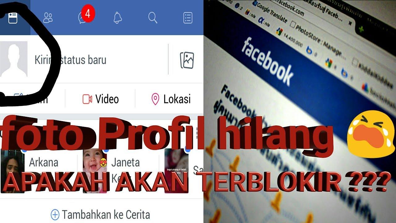 54+ Gambar Profil Facebook Hilang Terlihat Keren