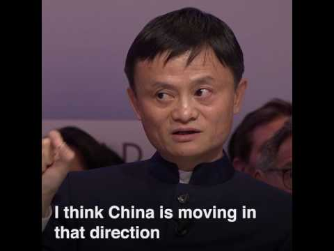 Alibaba Founder Jack Ma Success Secrets