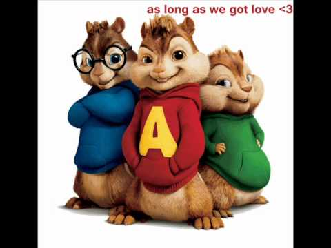 Javier Colon  As Long As We Got Love CHIPMUNK VERSION