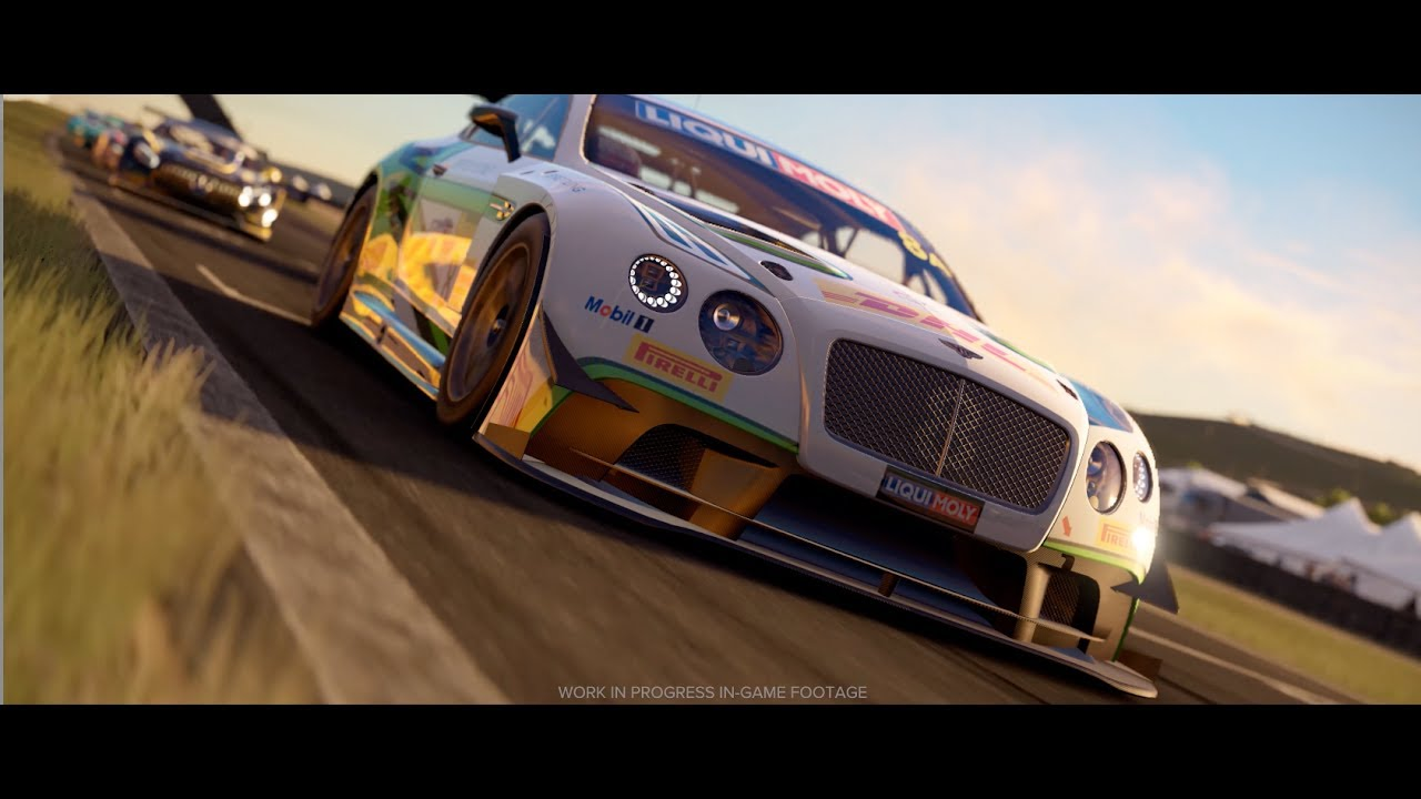 project cars 2 soul of motorsport official e3 trailer. Black Bedroom Furniture Sets. Home Design Ideas