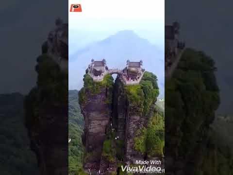 Gurudwara at the highest peak