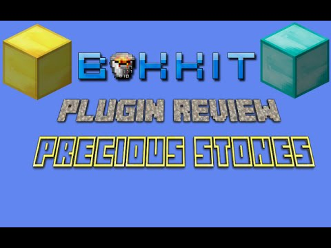 [Minecraft Plugin] Precious Stones Review