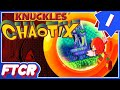 """'Knuckles Chaotix' Let's Play - Part 1: """"Vector's Quest For God"""""""