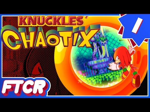 'Knuckles Chaotix' Let's Play - Part 1: