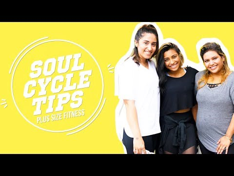 Plus Size Fitness: SOUL CYCLE Tips For Beginners