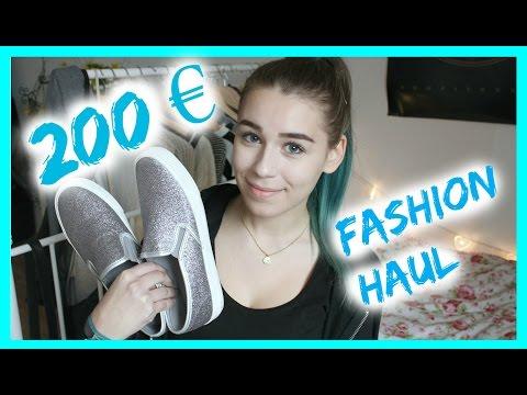 200 € XXL FASHION HAUL l H&M, ONLY, Vero Moda