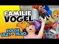 Playmobil Filme Familie Vogel: Folge 1181-1190 | Kinderserie | Videosammlung Compilation Deutsch