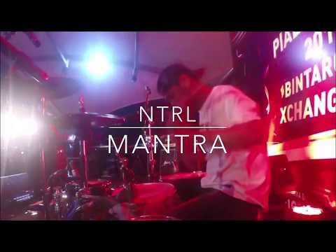#EnoDrumCam #NTRLLive #EnoNTRL NTRL - MANTRA Live (Eno NTRL Drum Cam)