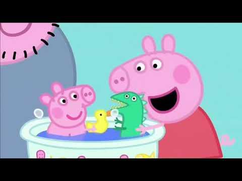 Свинка Пеппа на русском все серии подряд   Все любят малыша Александра   Мультики